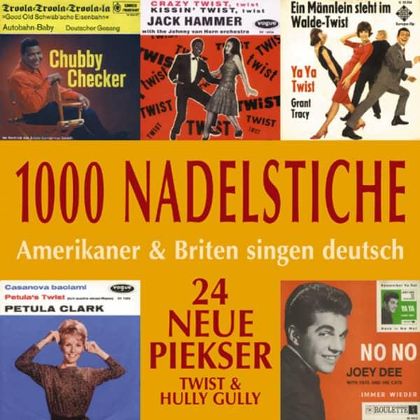 Vol.03, Twist & Hully Gully - Amerikaner & Briten singen deutsch (CD)