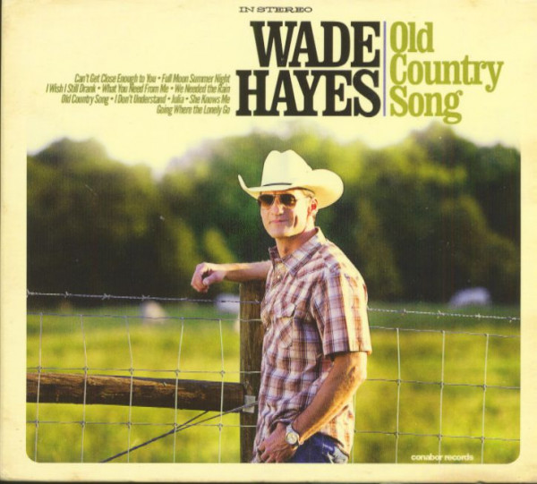 Old Country Song (CD)