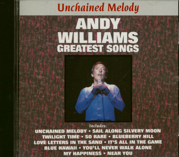 Greatest Songs - Unchained Melody (CD)