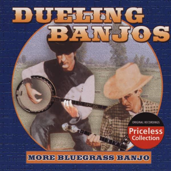 Dueling Banjos - More Bluegrass Banjo