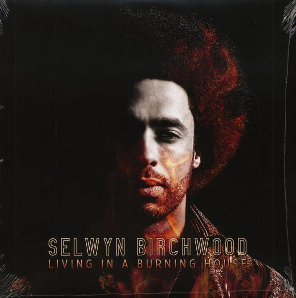 Living In A Burning House (LP, Colored Vinyl, Ltd.)