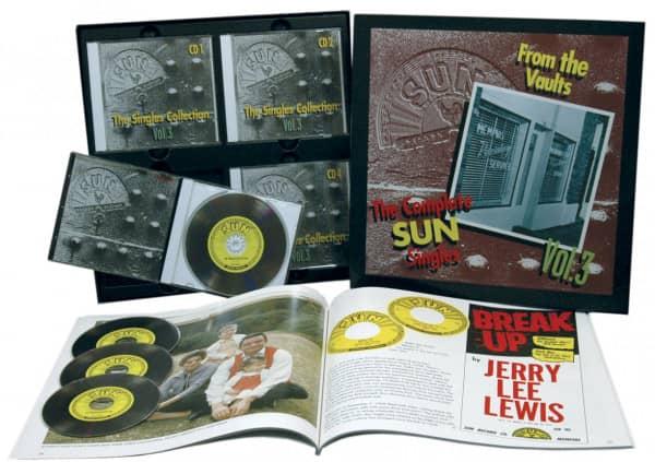 The Sun Singles Vol.3 (4-CD Deluxe Box Set)