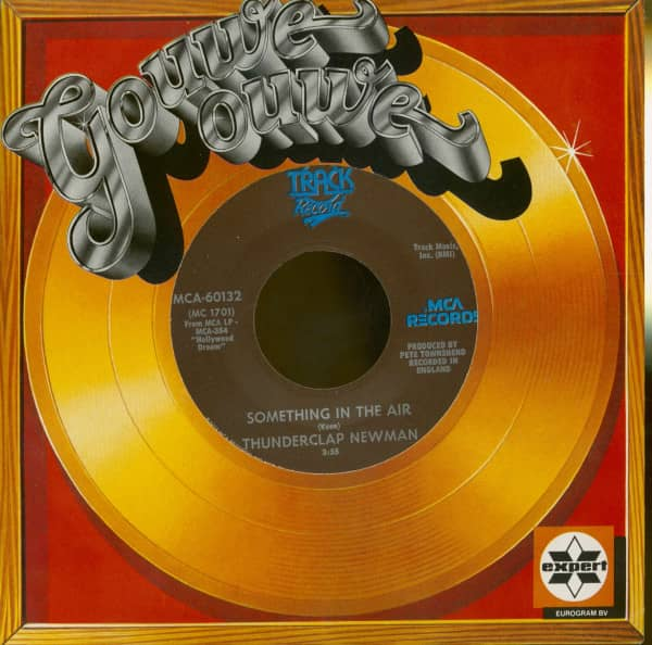 Something In The Air - Hollywood #1 (7inch, 45rpm, BC, CS)