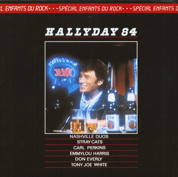 Spécial Enfants Du Rock - Hallyday 84 (LP & Download, 180g Vinyl)
