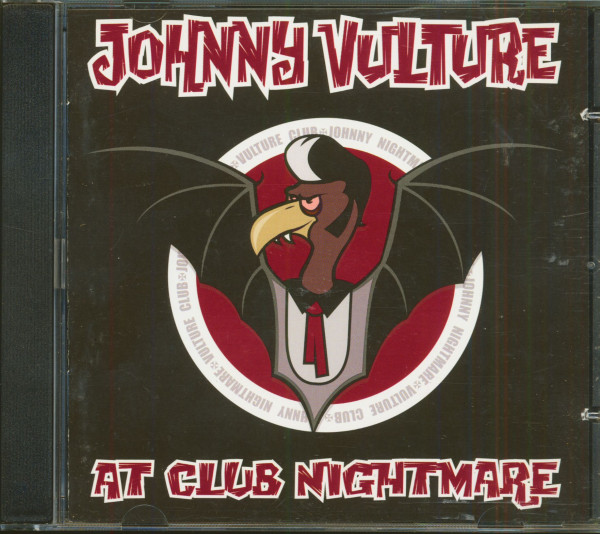 Johnny Vulture At Club Nightmare (CD)