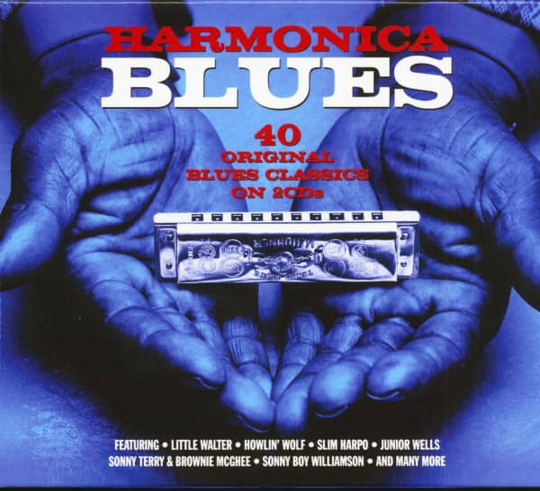 Harmonica Blues (2-CD)