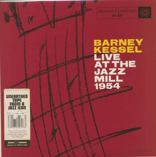 Live at the Jazz Mill (LP)