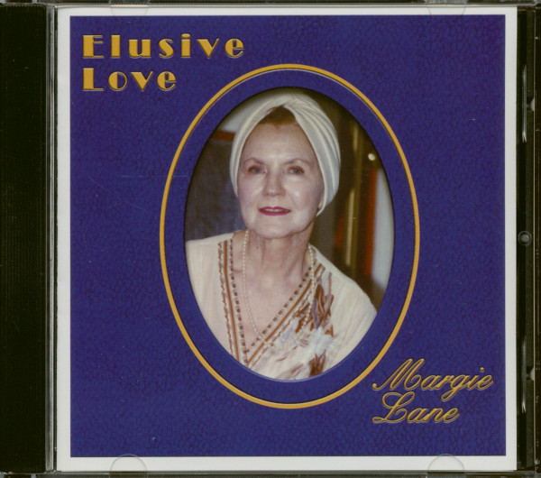 Elusive Love (CD)