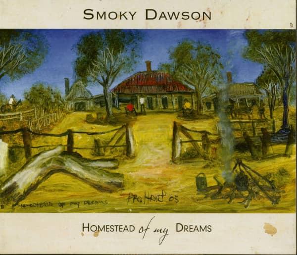 Homestead Of My Dreams (CD)