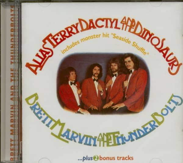 Alias Terry Dactyl & Dinosaurs...plus (CD)