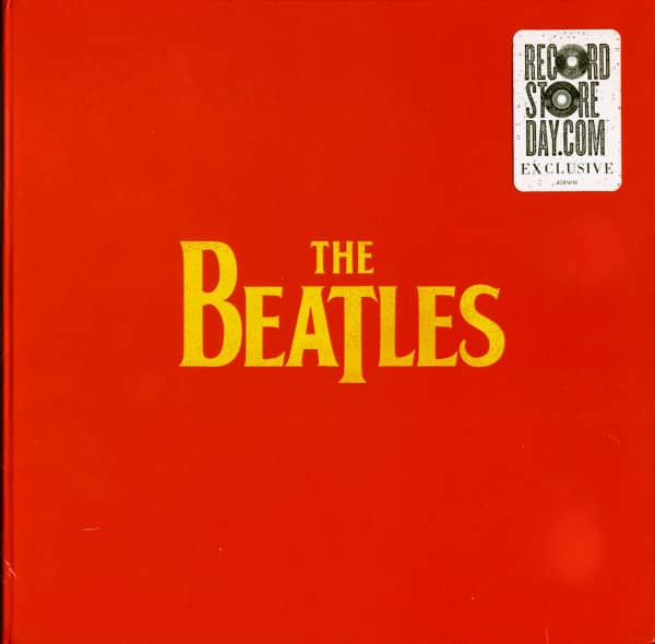 The Beatles (Singles Box - Limited Record Store Day Edition)