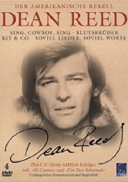 Der amerikanische Rebell (4-DVD&CD)(0)
