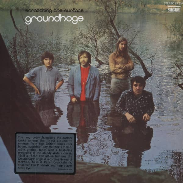 Scratching The Surface (180 g vinyl)