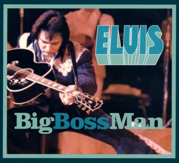 Big Boss Man (CD)