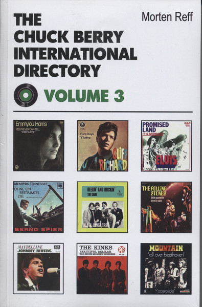 Morten Reff: International Directory Volume 3