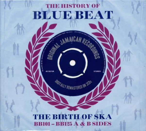 The History Of Blue Beat - The Birth Of Ska Vol.4 BB101-BB125 (3-CD)