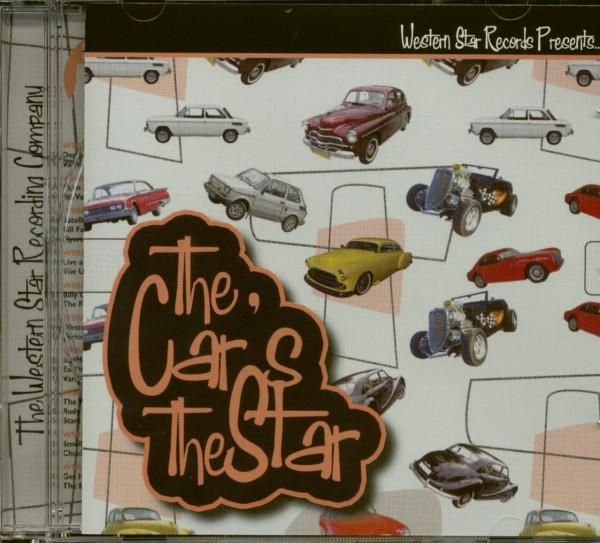The Car's The Star (CD)