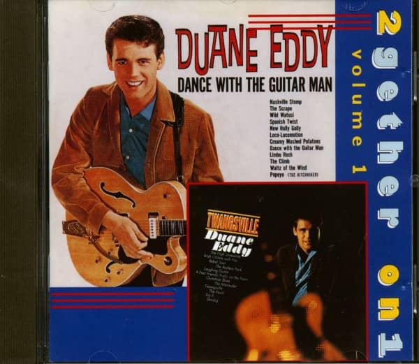 Dance With The Guitar Man - Twangsville (CD)