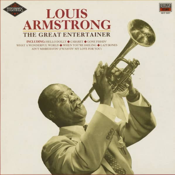 The Great Entertainer (LP)