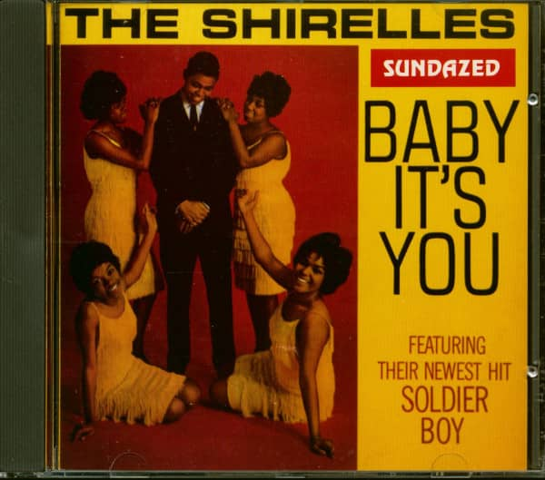 Baby It's You (CD)