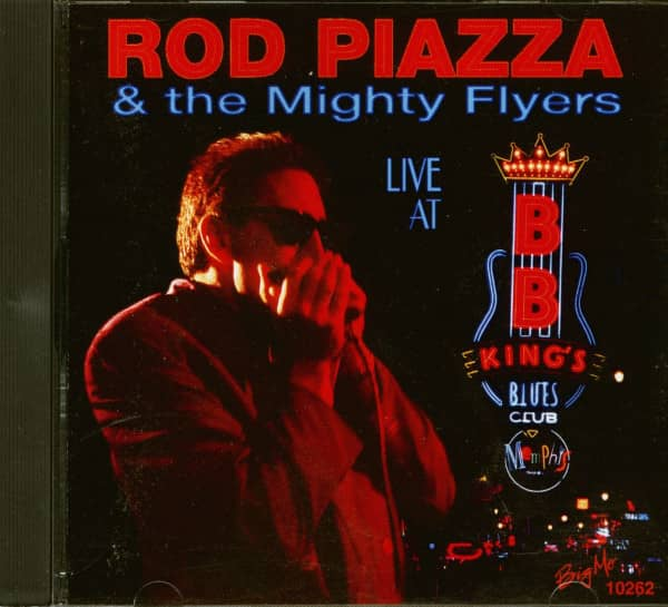 Live At B.B.King's, Memphis (CD)
