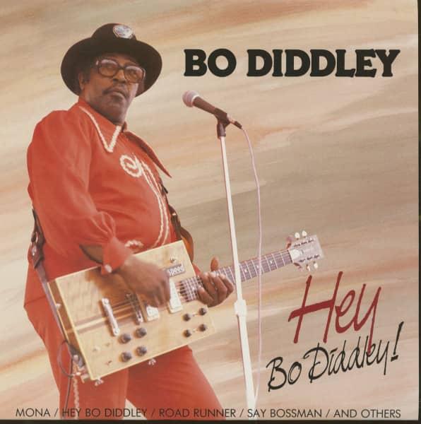 Hey Bo Diddley (LP)