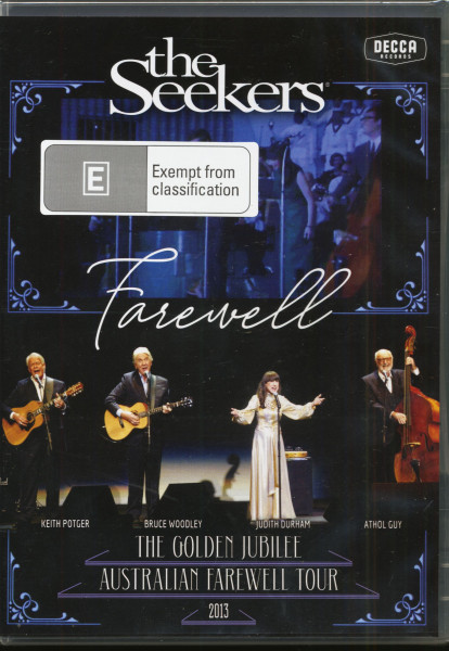 Farewell - The Golden Jubilee Australian Farewell Tour 2013 (DVD)