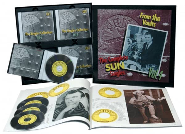 The Sun Singles Vol.4 (4-CD Deluxe Box Set)