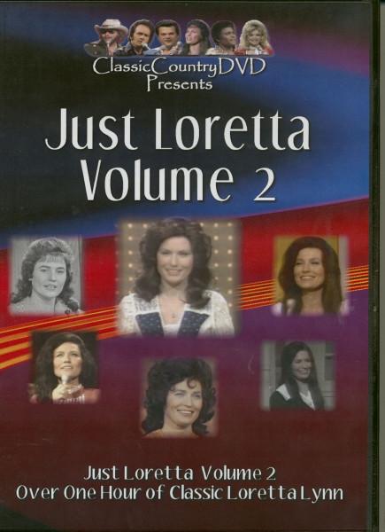 Just Loretta Vol.02