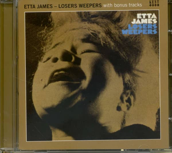 Losers Weepers (CD)