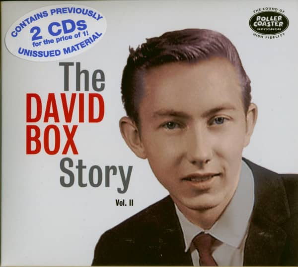 The David Box Story Vol.2 (2-CD)