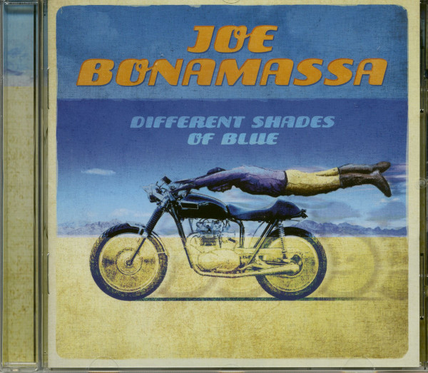Different Shades Of Blues (CD)