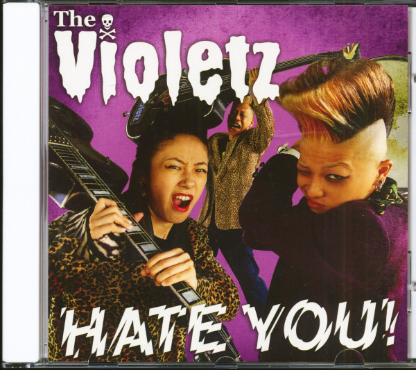 Hate You! (CD)