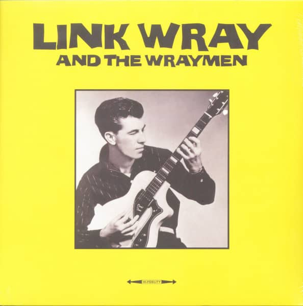 Link Wray And The Wraymen (LP)