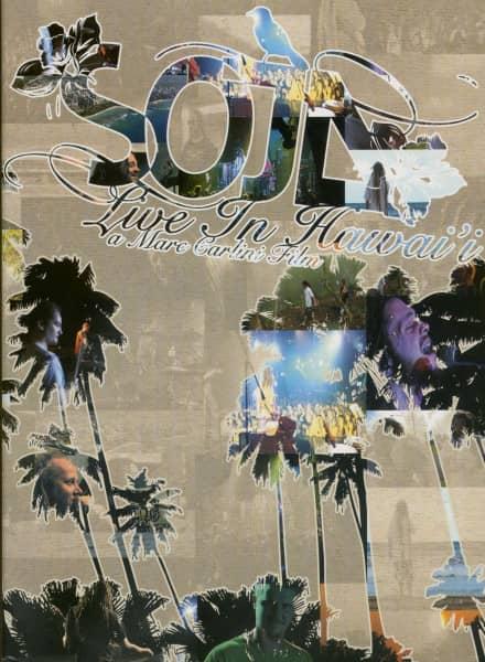 SOJA - Live In Hawaii (DVD)