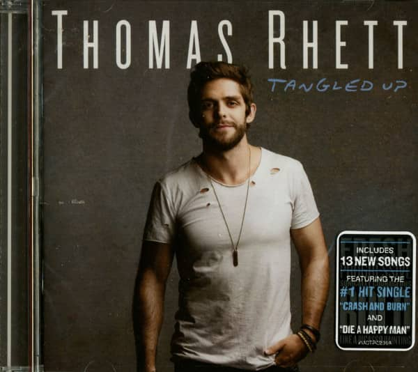 Tangled Up (CD)