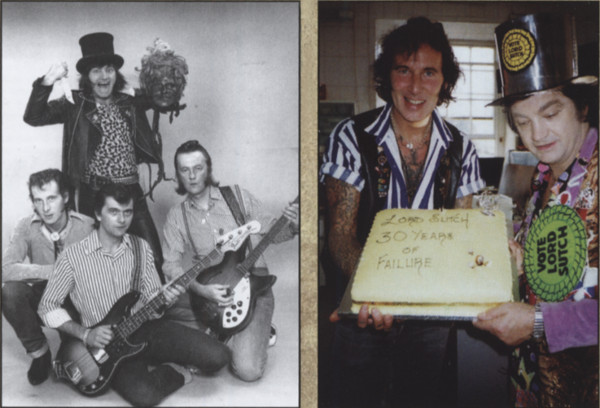 Long Black Coffin - Tribute To Lord Sutch