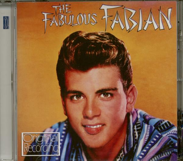 The Fabulous Fabian (CD)