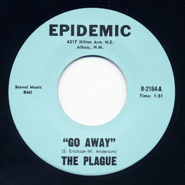 Go Away - Money 7inch, 45rpm