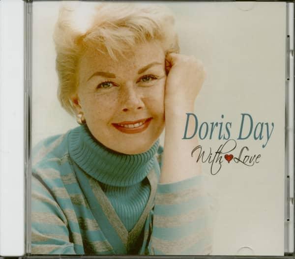 Doris Day With Love (CD)