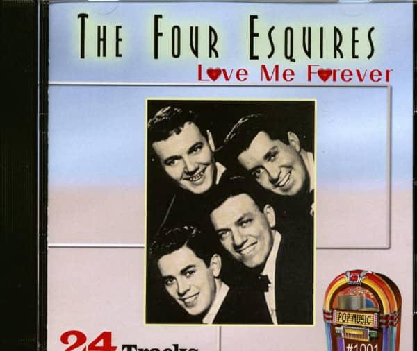 Love Me Forever (CD)