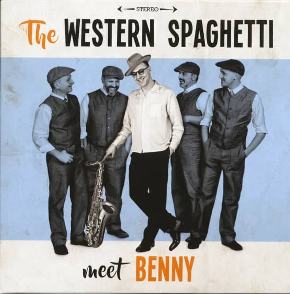 The Western Spaghetti Meet Benny (7inch, 45rpm, PS)
