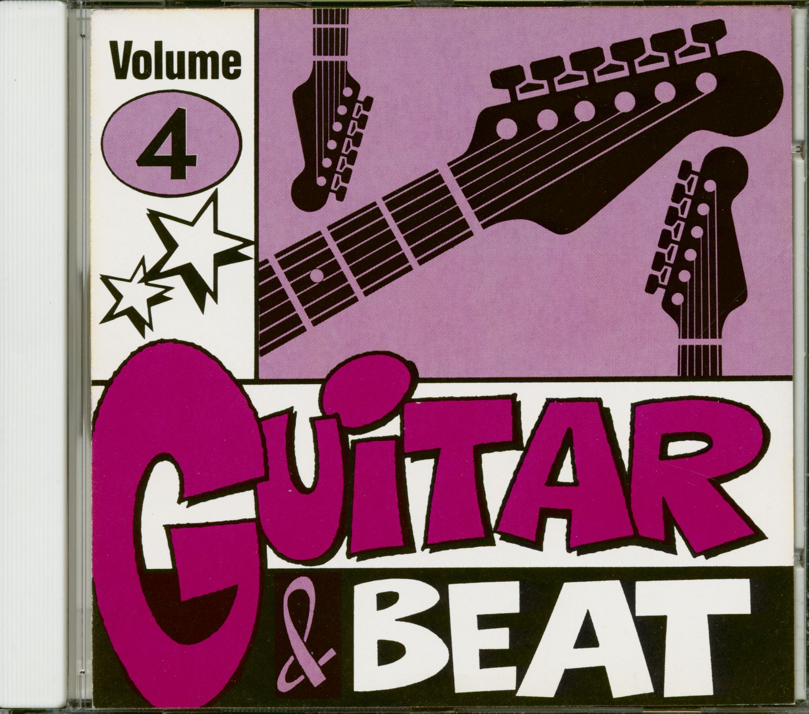 various cd guitar beat vol 4 cd bear family records. Black Bedroom Furniture Sets. Home Design Ideas