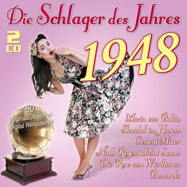 Die Schlager des Jahres 1948 (2-CD)