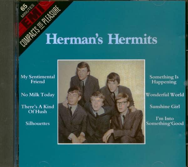 Herman's Hermits - Best Of (CD)