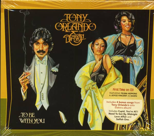 To Be With You - Tony Orlando & Dawn Series No.6 (CD)