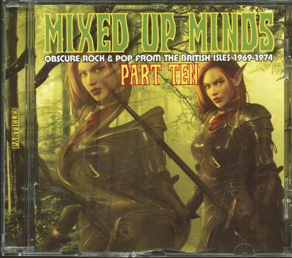 Mixed-Up-Minds - Part 10 (CD)