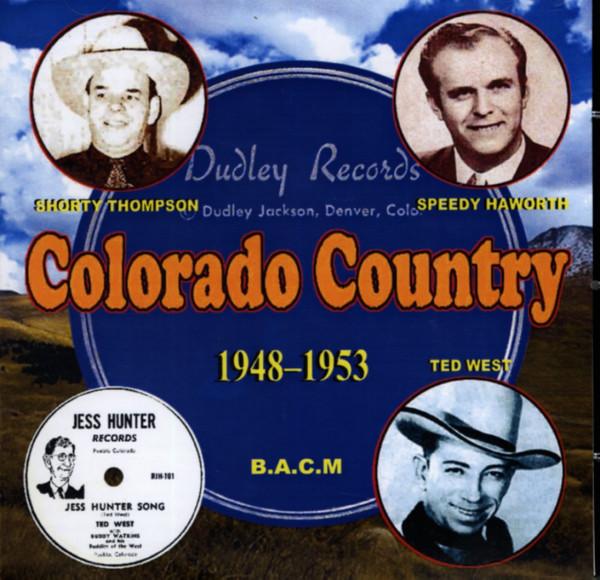 Colorado Country 1948-53
