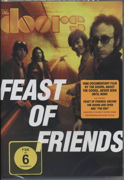 Feast Of Friends - 1968 Documentary