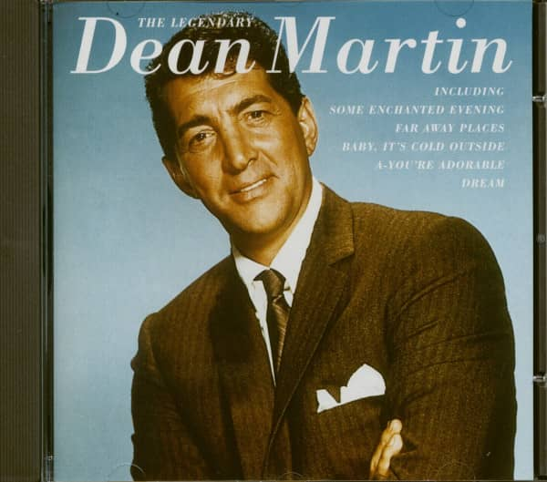 The Legendary Dean Martin (CD)